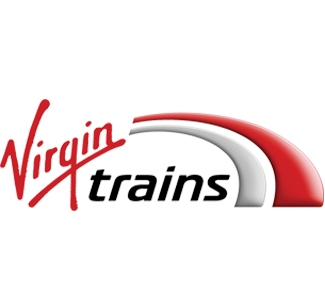 Logo for O.C. Tanner client Virgin Trains