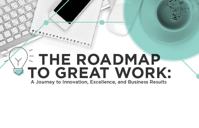 The Great Work Roadmap