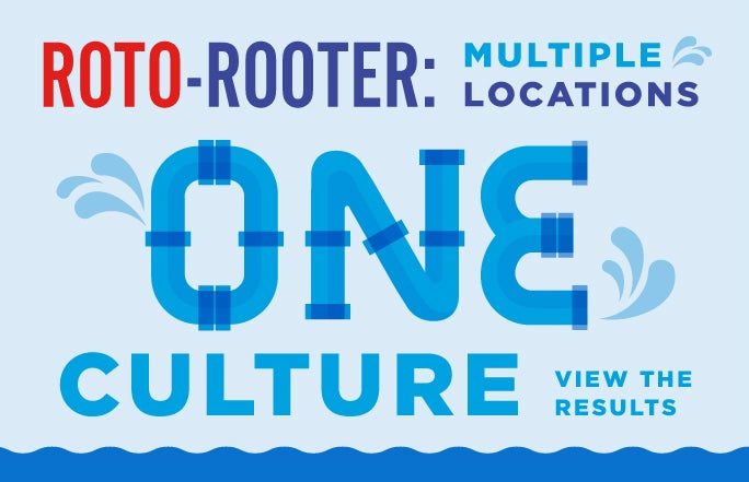 Roto Rooter: Multiple locations, one culture