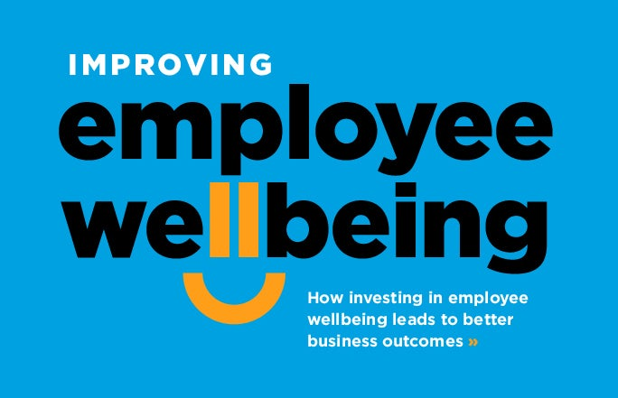Improving Employee Wellbeing