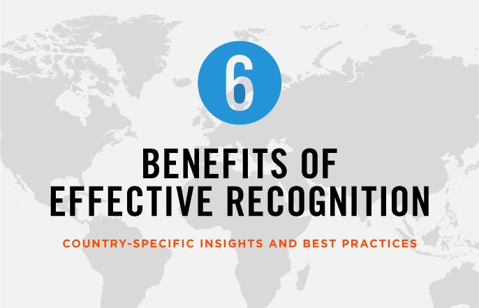 Benefits of Effective Recognition