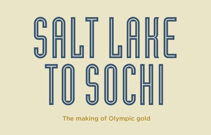 from salt lake to sochi