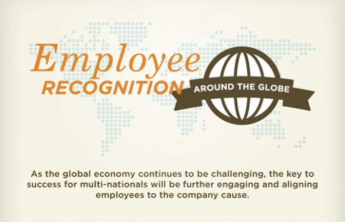 employee recognition around the globe