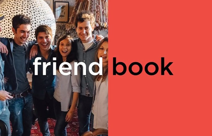 Yearbook: Friend Book
